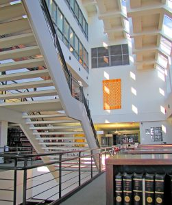 Northwestern_Law_Pritzker_Library